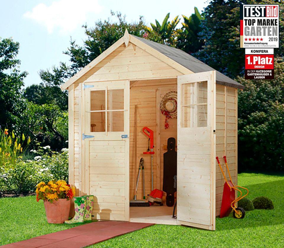 Gartenhaus Mit Fußboden Kaufen ~ Gartenhäuser zubehör online kaufen quelle