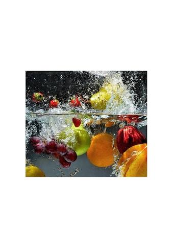 Wall-Art Herd-Abdeckplatte »Küche Herdabdeckplatte Obst« kaufen