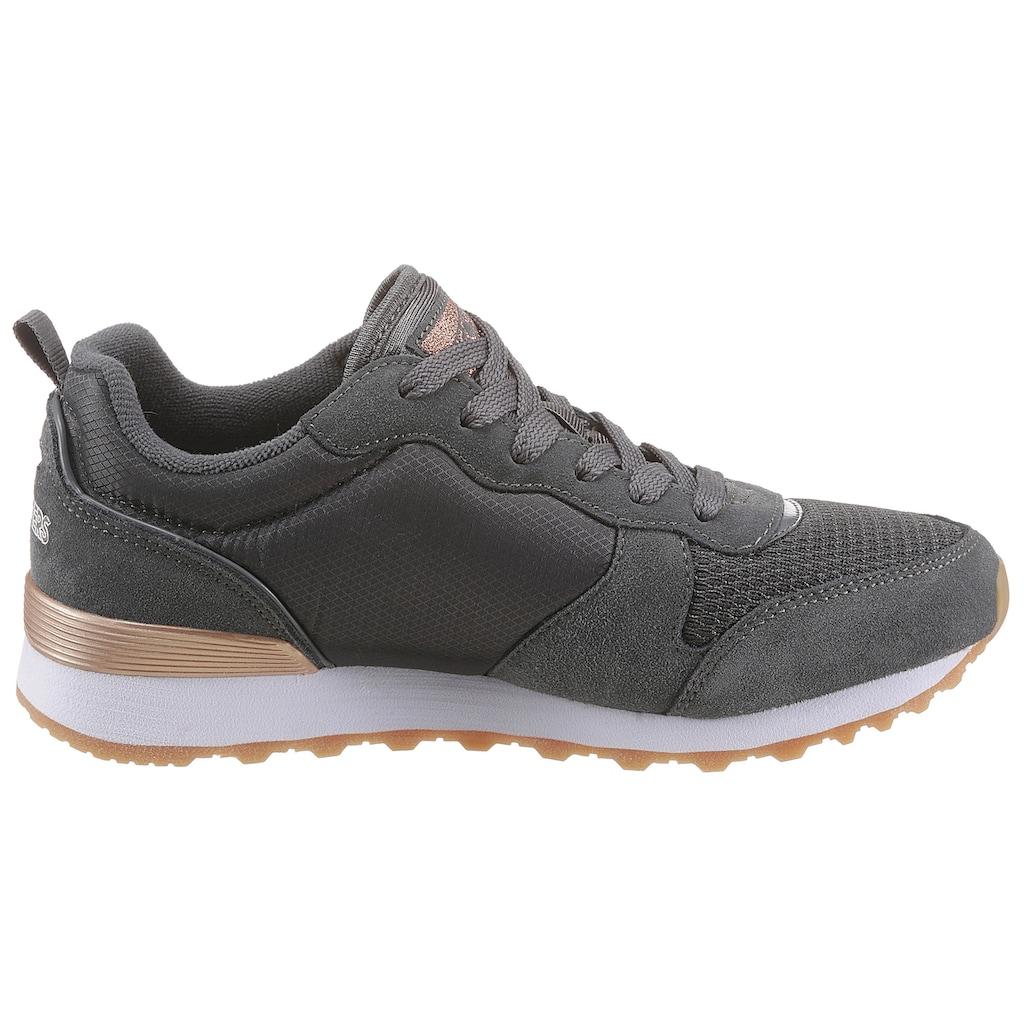 Skechers Sneaker »GoldN Gurl«, mit Memory Foam