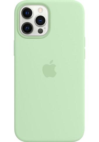Apple Smartphone-Hülle »iPhone 12 Pro Max Silikon Case mit MagSafe«, iPhone 12 Pro Max kaufen