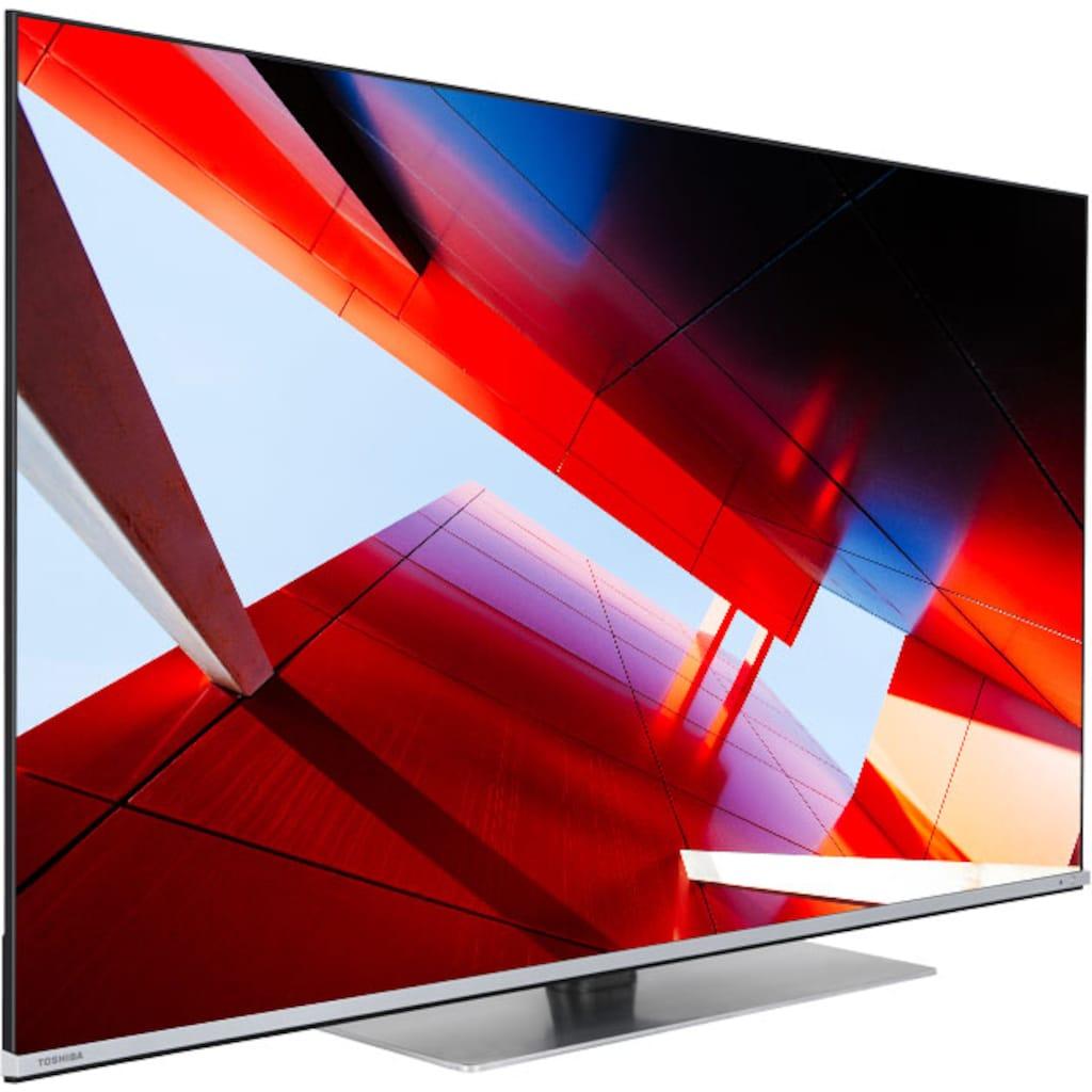 "Toshiba LED-Fernseher »65UL6B63DG«, 164 cm/65 "", 4K Ultra HD, Smart-TV, HDR10, Dolby Atmos"