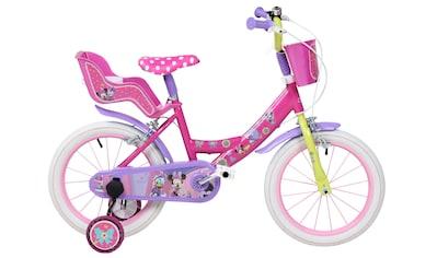 Disney Kinderfahrrad »Minnie«, 1 Gang kaufen