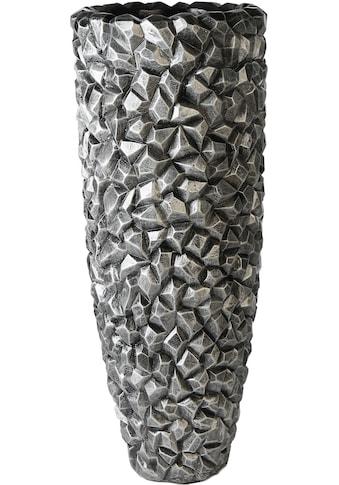 Casablanca by Gilde Pflanzkübel »Pflanzkübel Gravity, graphit«, (1 St.), Blumenkübel,... kaufen