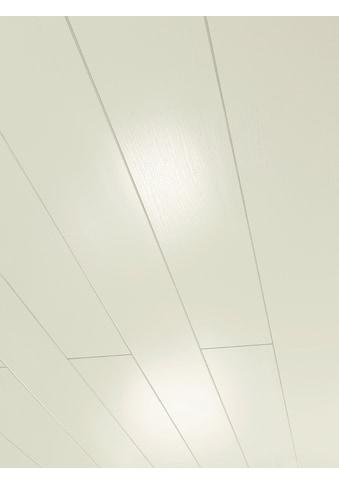 PARADOR Verkleidungspaneel »Novara«, Esche weiß glänzend, 6 Paneele, 1,5 m² kaufen