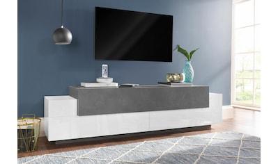 Tecnos Lowboard »ASIA«, Breite 200 cm kaufen