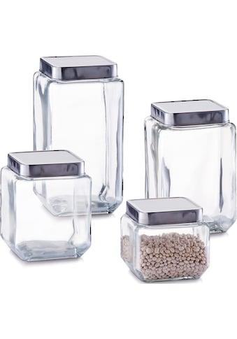 Zeller Present Vorratsglas, (4 tlg.) kaufen