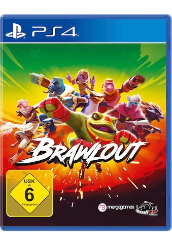 PlayStation 4 Spiel »Brawlout«, PlayStation 4 kaufen