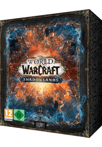 World of Warcraft: Shadowlands Collector's Edition PC kaufen