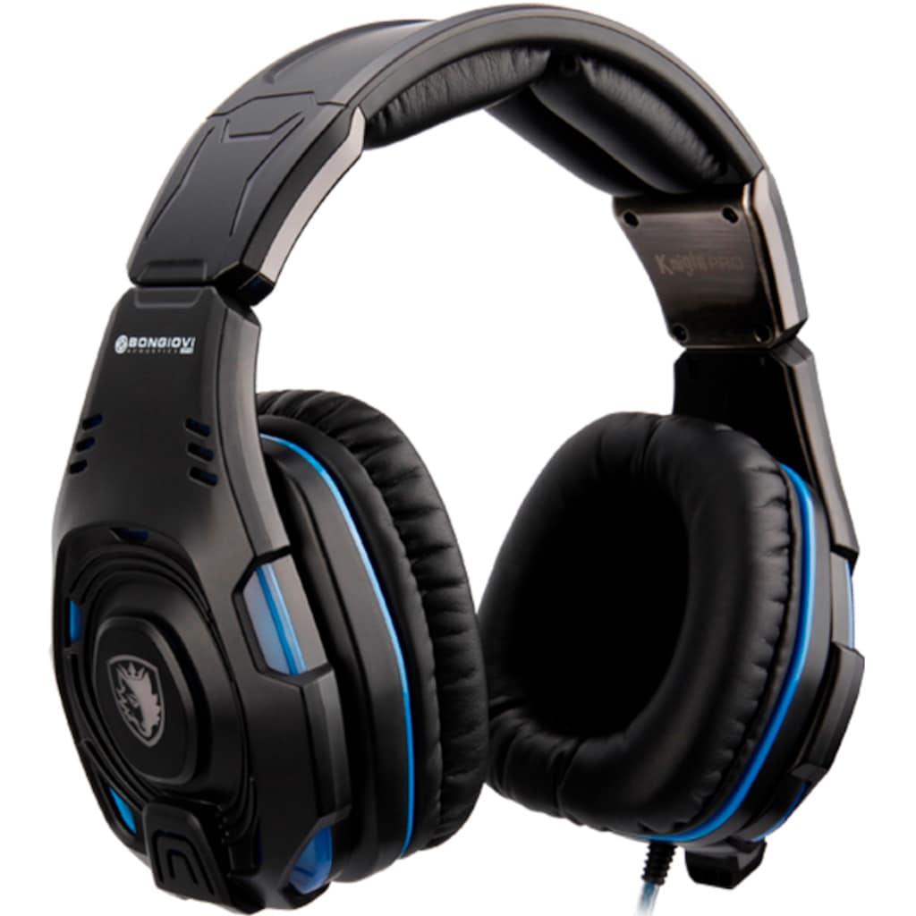 Sades Gaming-Headset »Knight Pro SA-907Pro«, Noise-Reduction