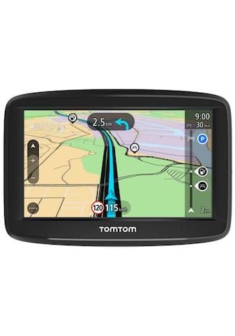 TomTom Navigationsgerät »Start 42 EU T«, (Europa (48 Länder) ), Navigationsgerät kaufen