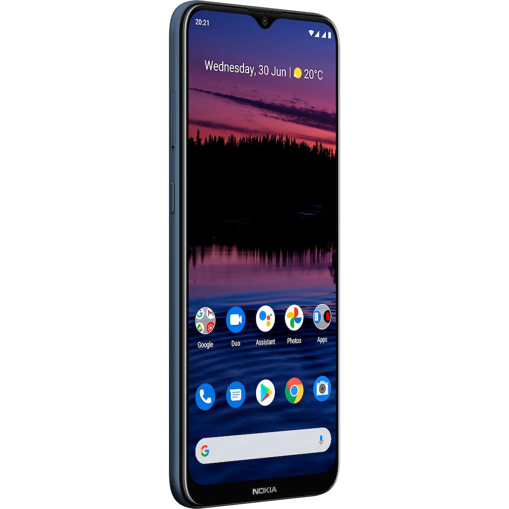 "Nokia Smartphone »G20,4+64GB, Dual SIM«, (16,54 cm/6,51 "", 64 GB Speicherplatz, 48 MP Kamera)"