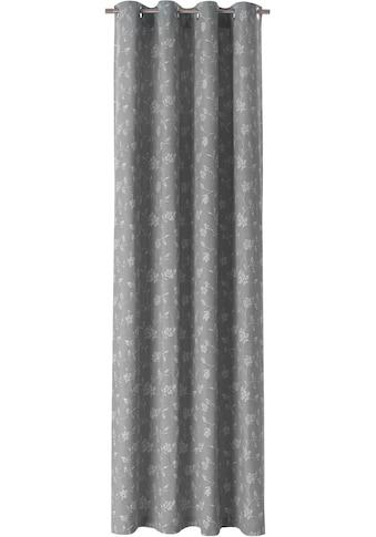 Neutex for you! Vorhang nach Maß »BRETAGNE«, Ösenschal mit Metallösen kaufen