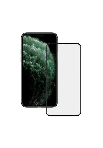 XLAYER Displayschutzfolie »Displayschutz Glass 3D Curved iPhone 11 Pro Max Cl« kaufen