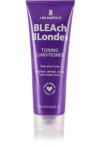 Lee Stafford Haarspülung »Bleach Blondes Toning« kaufen