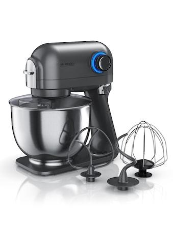 Arendo Küchenmaschine mit 5l Fassungsvermögen inkl. 3 Rührwerkzeuge »Rührmaschine mit 1200 W« kaufen