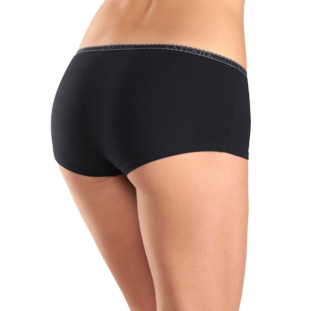 LASCANA Panty (4 Stück)