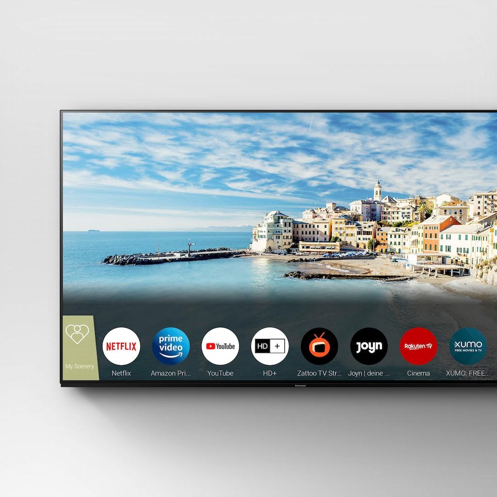 "Panasonic LED-Fernseher »TX-65JXW854«, 164 cm/65 "", 4K Ultra HD, Smart-TV"