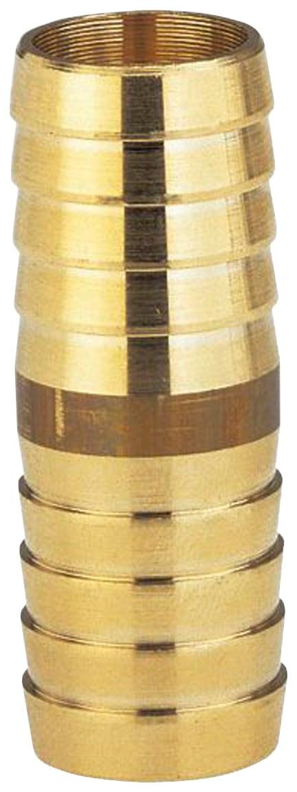 GARDENA Schlauchverbinder »07182-20«, Messing, 25 mm (1'') | Garten > Garten-Duschen | Goldfarben | Messing | Gardena