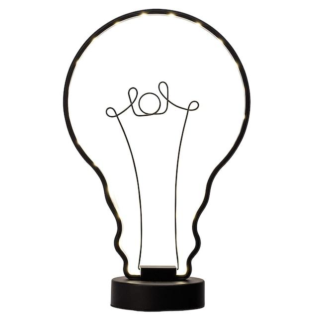 Brilliant Leuchten Catrix LED Tischleuchte schwarz