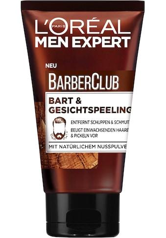 L'ORÉAL PARIS MEN EXPERT Gesichtspeeling »BarberClub Bart & Gesichtspeeling« kaufen