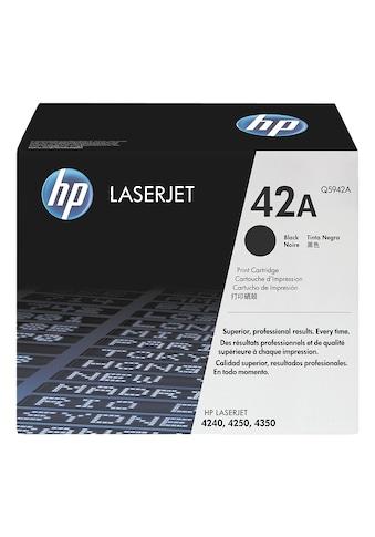 HP Druckkassette HP 42A kaufen