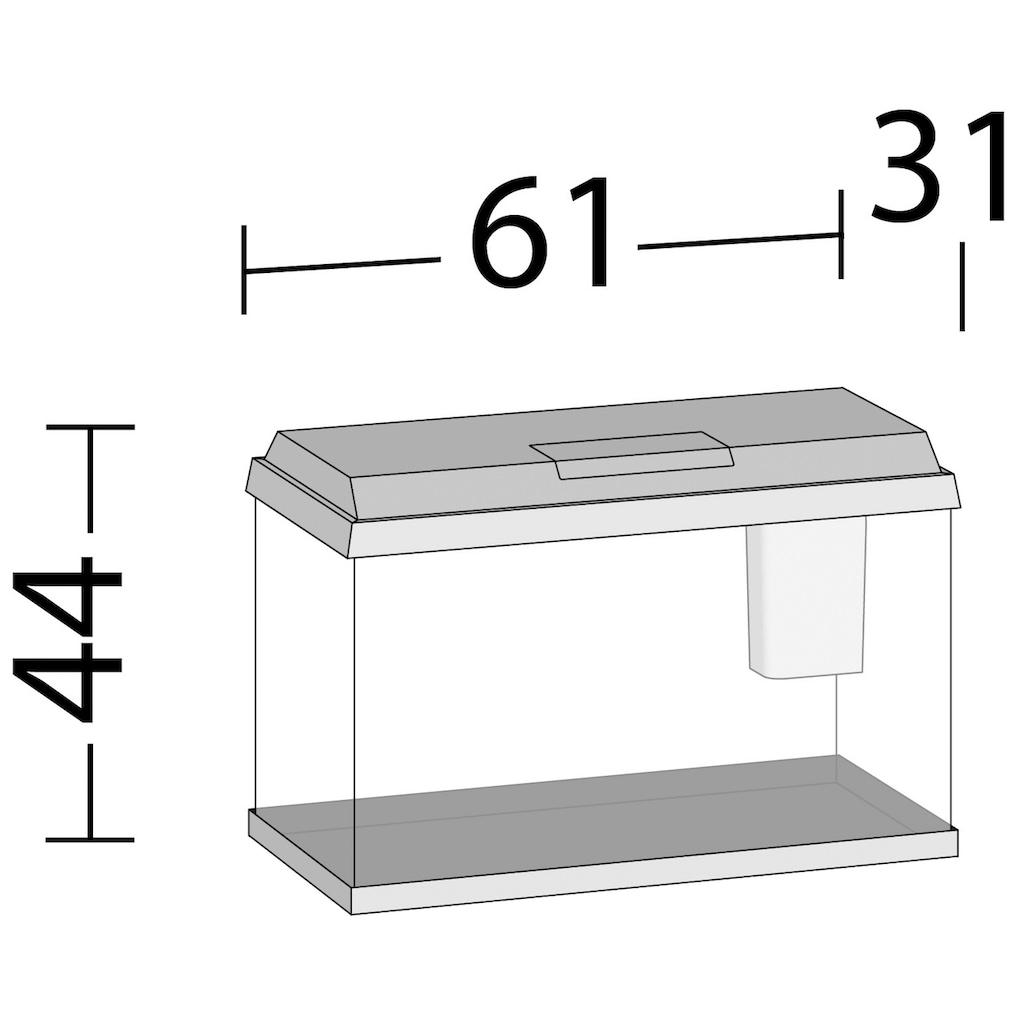 JUWEL AQUARIEN Aquarium »Primo 70«, BxTxH: 61x31x44 cm, 70 l