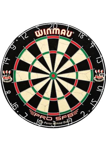 Carromco Dartscheibe »Winmau Steeldartboard Pro SFB, Bristle« kaufen