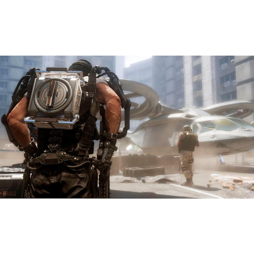 Activision Spiel »Call of Duty: Advanced Warfare«, Xbox One, Software Pyramide