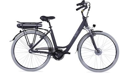 LLobe E - Bike »Metropolitan JOY schwarz 13 Ah«, 3 Gang Nabenschaltung, Frontmotor 250 W kaufen