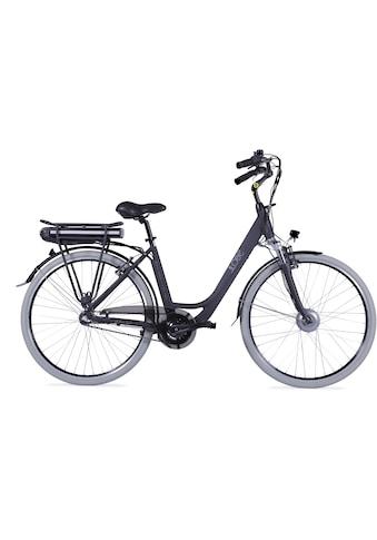 LLobe E-Bike »Metropolitan JOY schwarz 13 Ah«, 3 Gang, Frontmotor 250 W kaufen