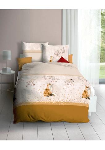 Kaeppel Bettwäsche »Fox«, mit Fuchs kaufen
