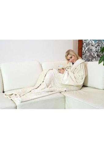WALSER Decke »Snuggle«, Polyester, 150x180 cm kaufen