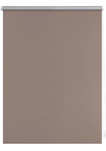 Seitenzugrollo »Klemmfix Hitzeschutz«, LICHTBLICK, verdunkelnd, ohne Bohren, freihängend kaufen