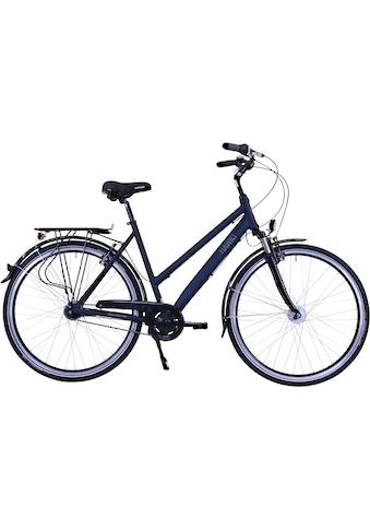 HAWK Bikes Cityrad »Lady Deluxe«, Nabenschaltung kaufen