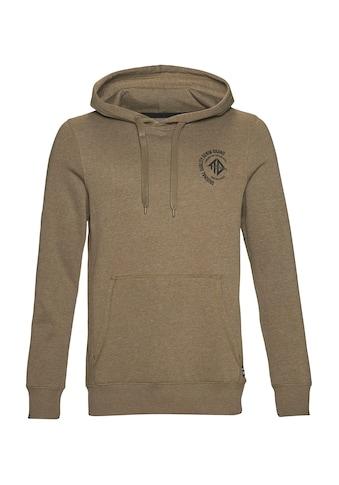 TOM TAILOR Denim Kapuzensweatshirt, mit Kängurutasche kaufen