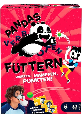 """Mattel® Spiel, """"Pandas Füttern (verboten)"""" kaufen"""