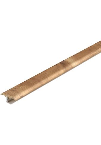 PARADOR Abdeckprofil »3in1«, Laminat Profil Brushboard White kaufen
