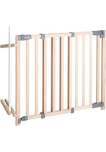 roba® Treppenschutzgitter »Saftey Up«, aus massivem Buchenholz kaufen