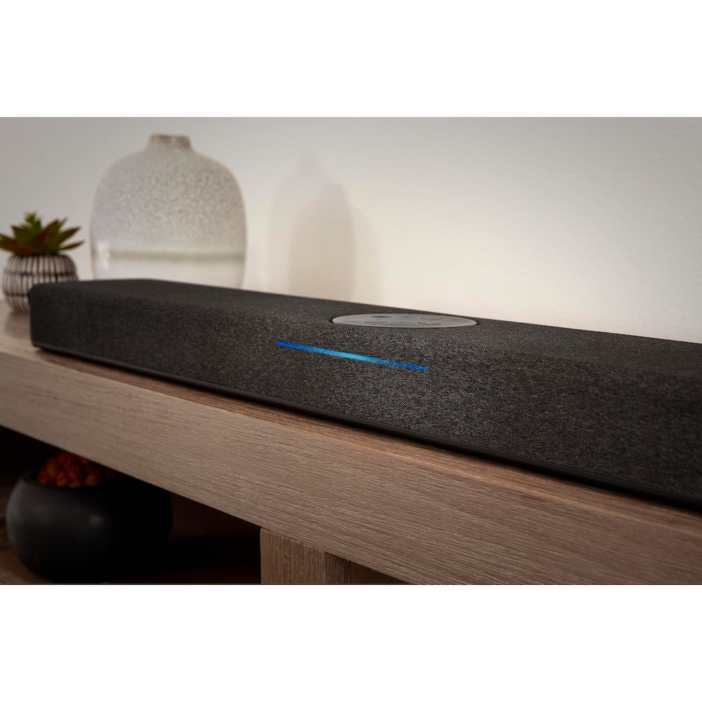 Polk Soundbar »REACT«, Alexa Sprachsteuerung