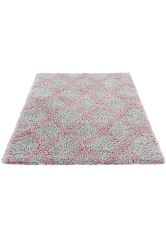 Hochflor - Teppich, »Ethno 8699«, Sehrazat, rechteckig, Höhe 30 mm, maschinell gewebt kaufen