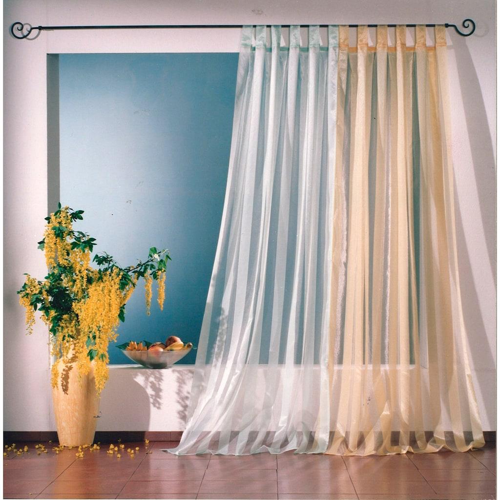 Weckbrodt Vorhang »Lara«, Schlaufen