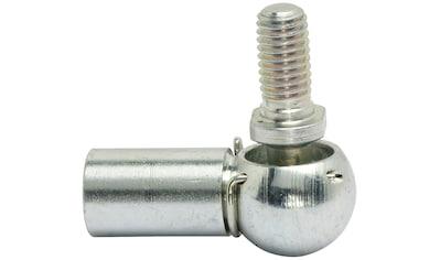 RAMSES Winkelgelenk , DIN 71802 M5 Stahl verzinkt 10 Stück kaufen