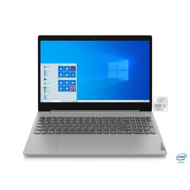 Lenovo IdeaPad 3 15IIL05 i5-1035G1 Notebook (39,6 cm / 15,6 Zoll, Intel,Core i5, 256 GB SSD)