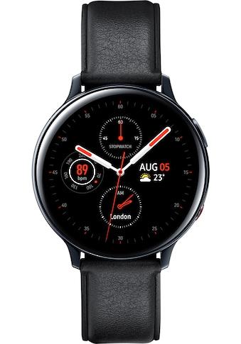 Samsung Galaxy Watch Active2 Edelstahl, 44 mm, LTE & Bluetooth (SM - R825) Smartwatch (3,4 cm / 1,4 Zoll) kaufen