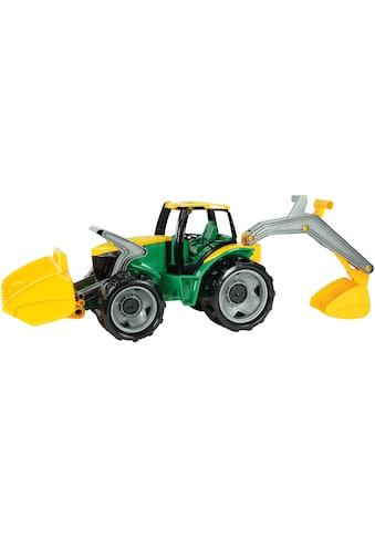 Lena® Spielzeug-Traktor »Giga Trucks«, mit Baggerarm und Frontlader; Made in Europe kaufen