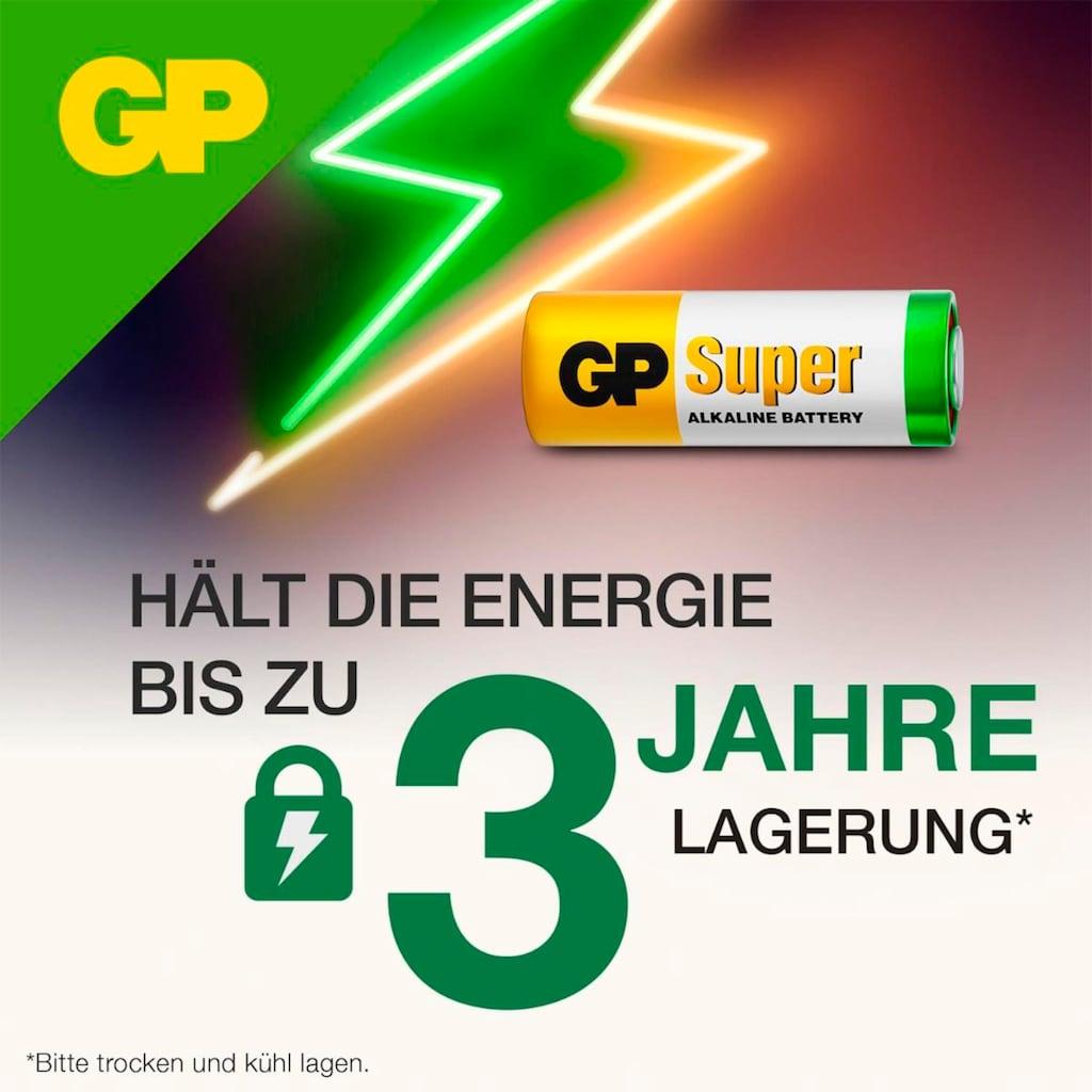 GP Batteries Batterie »Alkaline Rundzellenbatterie 23A«, 12 V, (Set, 5 St.)