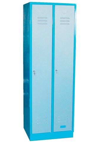 GÜDE Garderobenschrank »TYP GS 2«, (B/T/H): 60x50x177,5 cm kaufen