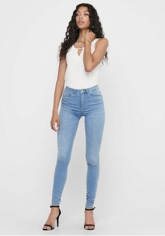 Only High-waist-Jeans »ONLROYAL« kaufen