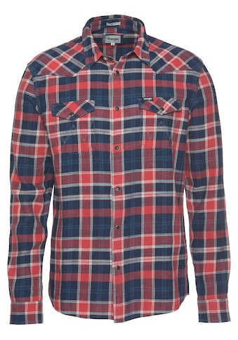 Wrangler Langarmhemd »WESTERN SHIRT« kaufen