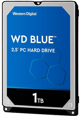 Western Digital HDD-Notebook-Festplatte »WD Blue Mobile«, Bulk kaufen